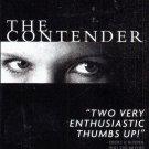 THE CONTENDER--CHRISTIAN SLATER--VHS