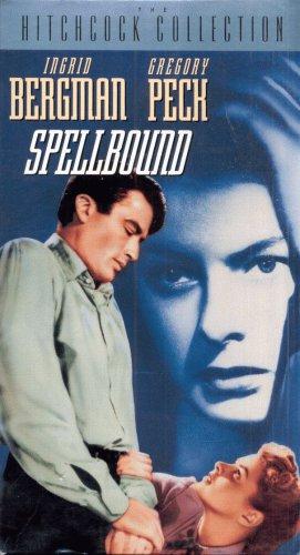 SPELLBOUND--GREGORY PECK--VHS