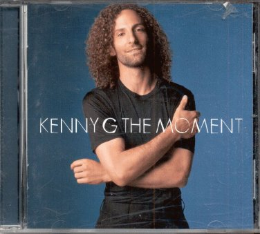 KENNY G--THE MOMENT--CD