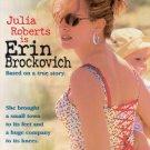 ERIN BROCKOVICH--JULIA ROBERTS--VHS