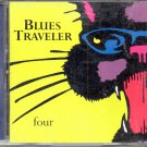BLUES TRAVELER four--MUSIC CD