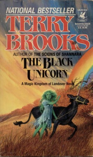 THE BLACK UNICORN By TERRY BROOKS