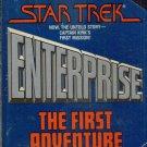 STAR TREK ENTERPRISE:  THE FIRST ADVENTURE By VONDA McINTYRE