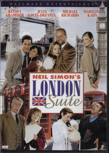 NEIL SIMON'S LONDON SUITE DVD