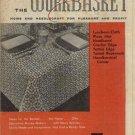 THE WORKBASKET MAGAZINE--DECEMBER 1958