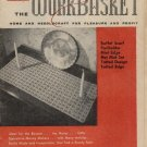THE WORKBASKET MAGAZINE--JULY 1957