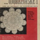 THE WORKBASKET MAGAZINE--OCTOBER 1957