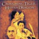 CROUCHING TIGER, HIDDEN DRAGON--DVD