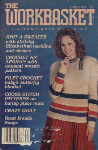 THE WORKBASKET MAGAZINE--FEBRUARY 1983