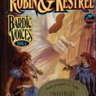 THE ROBIN & THE KESTREL By MERCEDES LACKEY