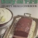 Ladies' Home Journal Easy as 1-2-3 Hearty Meals Cookbook