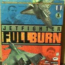 Jet Fighter Full Burn--PC Game--Windows 95