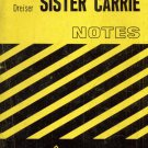 Sister Carrie--Cliff's Notes