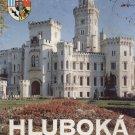 Hluboka Chateau--Guidebook