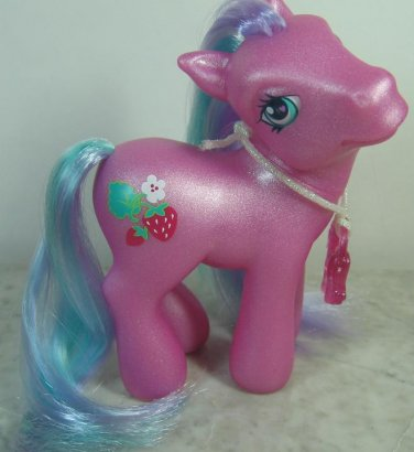Sweetberry My Little Pony G3 with charm