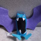 Pokemon Golbat beanie plush Burger King Nintendo