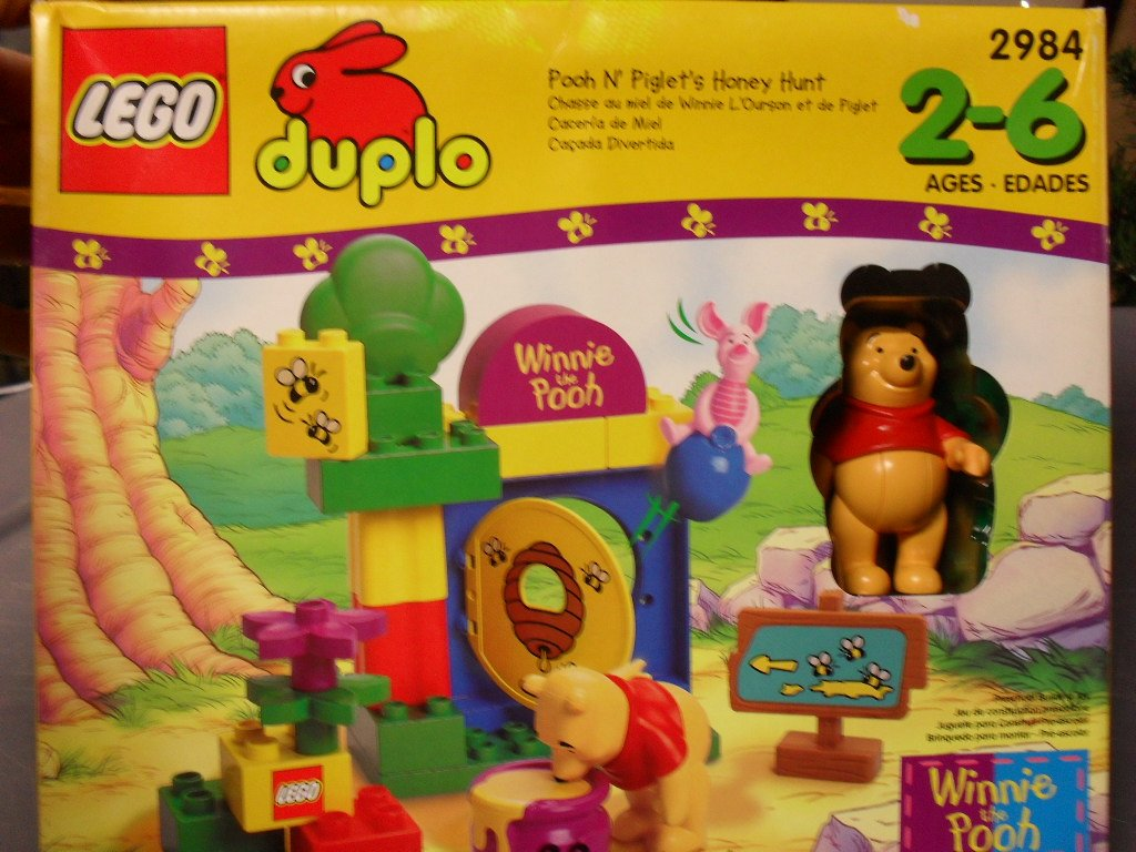 Winnie The Pooh Lego Duplo Pooh N Piglets Honey Hunt 2984 Interiors Inside Ideas Interiors design about Everything [magnanprojects.com]