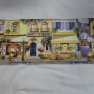 Paris Village Cafe Theme Wallpaper Border