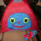 Sunny Patch Kid's Garden Ladybug Camping Play Tent