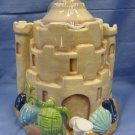Home Sea to Shore Sandcastle Beverage Dispenser