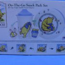 Classic Pooh On-the-go Child Snack Pack Set