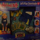"""Playmates Amazing Ally """"Let's Play Cheerleader"""" Adventure Ware Pack Mint!"""