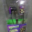 Nickelodeon Teenage Mutant Ninja Turtles HD Earbuds