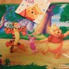 Winnie the Pooh Soft Sided School Lunchbox