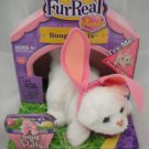 FurReal Friends Snuggimals Easter Cat Snug-a-Puffy