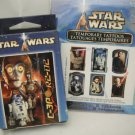 Star Wars Temporary Tattoos & R2-D2 Mini Puzzle
