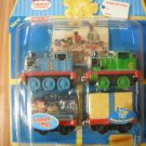 Thomas the Tank Happy Birthday Take Along Train Car Set
