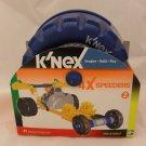K'nex 4x Speeders 3 Kinex Drag Racer 10313/69947