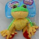 Ganz Lil' Webkinz Tree Frog Plush Toy HS109