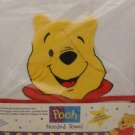Disney Winnie the Pooh Hooded Terry Bath Towel