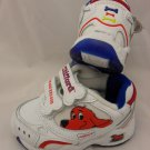 Clifford the Big Red Dog Tennis Shoe Sneakers - 7-1/2 Child