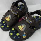 Disney Winnie the Pooh Sandals - 8 Child
