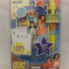 Disney High School Musical 2 Activity Pad & Musical Pen
