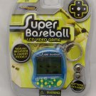Techno Source Electronics Super Baseball LCD Video Game Keyring Toy