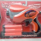 Disney Cars Spring Powered Blaster Toy