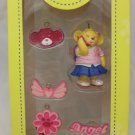Build-a-Bear Workshop Holiday Ornaments -Angel School Girl