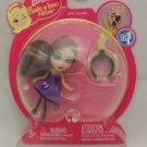 Barbie Peek-a-Boo Petites #520 Purple