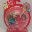 Barbie Peek-a-Boo Petites #522 Turquoise