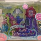 Barbie FairyTopia Miniature Little Lands Jewelia's Playland