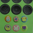 Wilton Easter Spring Cookie Molds Pan - NEW