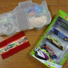 Hot Wheels Easter 4 Pack Gift Set - CLEAR