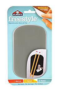 Elmer's Freestyle Stick All Pad Repositionable, Gray, E6329