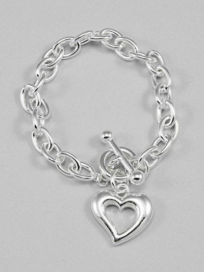 Designer Inspired Toggle Bracelet - BBtb