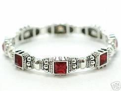 Ruby Red Bracelet - BBrr