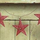 Vintage Star Garland - G107662