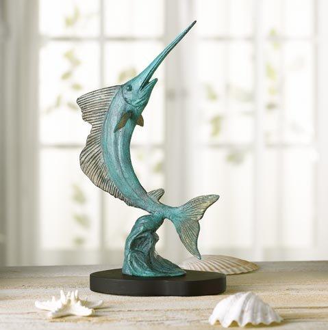 Swordfish Statue - MM37856